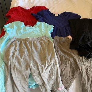 Other - Ruffle girl bundle